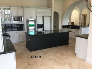 cabinet refinishing Miami Dade FL