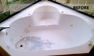 bathtub reglazing coral springs
