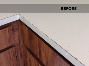 counter top repairs south florida