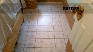bathroom floor refinishing broward county