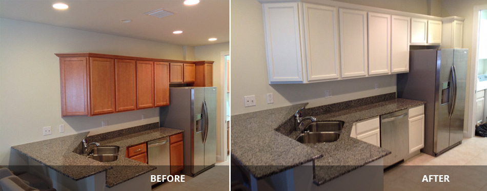 Kitchen bath refinishing miami fort lauderdale area for Indian kitchen coral springs