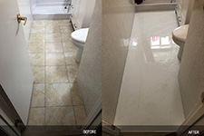 bathroom tile make over south florida