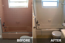 kitchen and bath refinishing miami-dade county